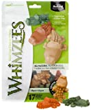 Paragon Whimzees Alligator Dental Treat for Small Dogs, 17 Per Bag