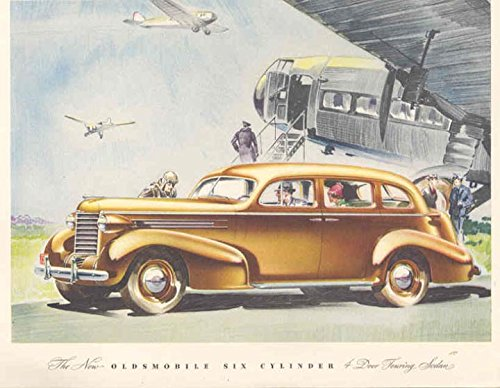 1937 Oldsmobile Sedan