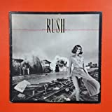 RUSH Permanent Waves SRM 1 4001 Masterdisk HW LP Vinyl VG+ Cover VG+ Sleeve
