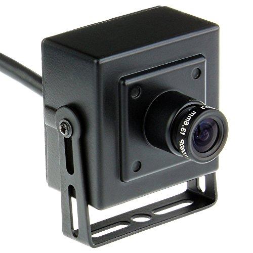 ELP HD 720P 1.0megapixel MJPEG oder YUY2 OV9712 Sensor USB2.0 Webcam USB-Kamera für Linux, Android, Windows, Mac (3.6mm Objektiv)