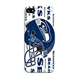 Nfl Seattle Seahawks Football Smart Phone Case For Iphone 5/5S at Amazon.com