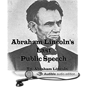 abraham lincolns political speech Speech on slavery from 1860 - part of the lincoln timeline at the history place.