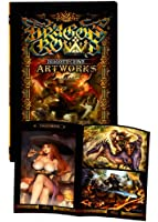 Artbook 'Dragon's crown'
