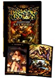Cheapest Dragon's Crown Soft Cover Art Book on PlayStation Vita