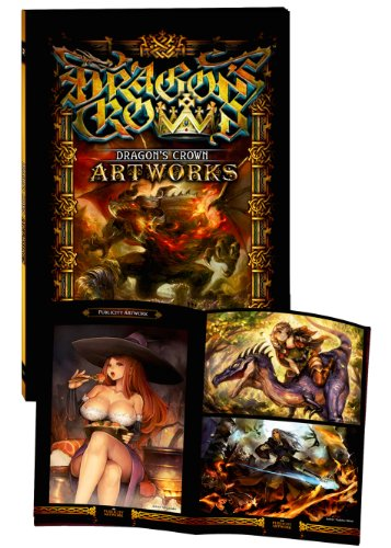 dragon-crown-game-with-art-works-book-limited-edition
