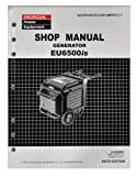 Honda EU6500 EU6500is Generator Service Repair Shop Manual
