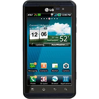 LG Thrill 4G Android Phone (AT&T)