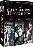 Charles Dickens Box Set (Great Expectations, Oliver Twist & A Tale Of Two Cities) [DVD]