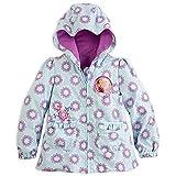 Disney Store Frozen Princess Elsa/Anna Windbreaker Coat/Jacket Size Medium 7/8
