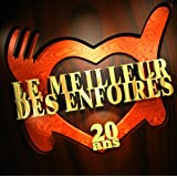 Le Meilleur Des Enfoirs 20 Ans (2 CD)par Les Enfoirs