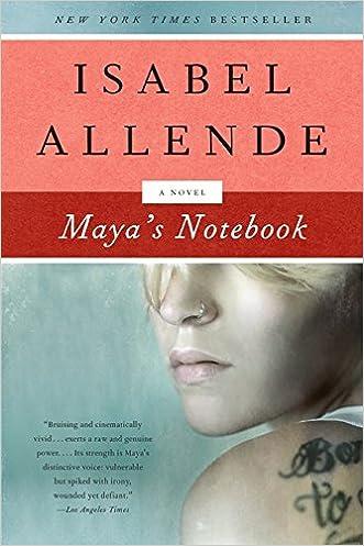 Maya's Notebook: A Novel (P.S.) written by Isabel Allende