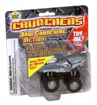 Xtreme Crunchers Shark