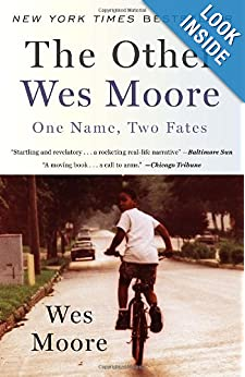 Download book The Other Wes Moore: One Name, Two Fates