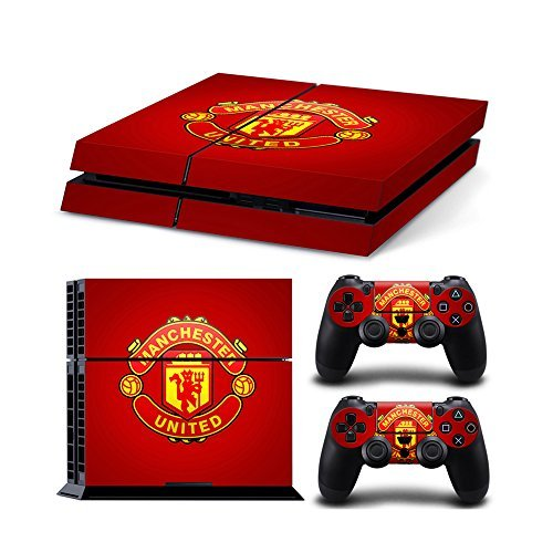 sony-playstation-4-skin-decal-sticker-set-manchester-united-1-console-sticker-2-controller-stickers-