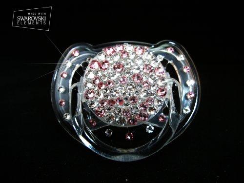 baby-veredelt-tetine-avec-cristaux-swarovski-couleur-crystal-et-light-rose-rond