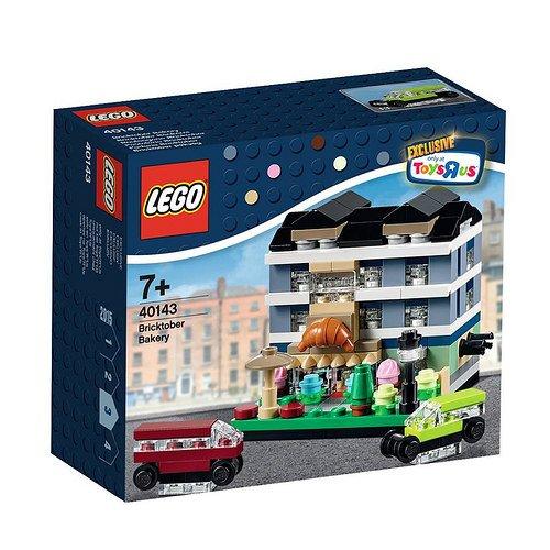 LEGO 40143 ベーカリー トイザらス限定品