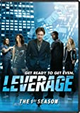 Leverage: First Season (4pc) (Ws Sub Ac3 Dol) [DVD] [Import]