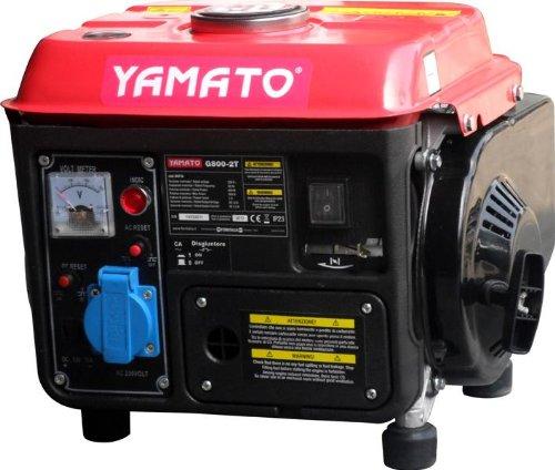 Migliore moto generatore di corrente yamato mod g 800 0 for Generatore di corrente bricoman