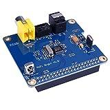 Kuman HIFI DAC サウンドカード モジュール I2Sインターフェース LED提示ライト機能付き Raspberry pi 3 2 Model B B +対応  SC07
