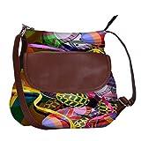 #3: Designer Eggs 2474 obo, Ethnic Hobo Bag, Aztec Hobo Bag, Native Style Bag, Large Hobo Bag, Zipper Closure Bag, Large Shoulder Bag, Tribal Bag