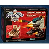 Robocop and The Ultra Police ROBO-COMMAND Vehicle with ROBOCOP Action Figure