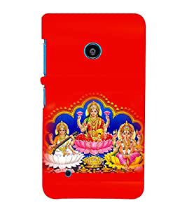 printtech Hindu Gods Many Back Case Cover for Nokia Lumia 530::Microsoft Lumia 530