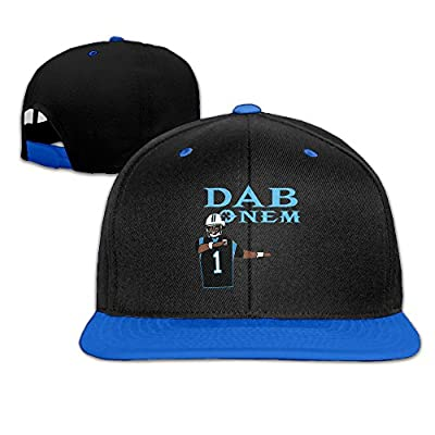 SHKUK Carolina-panther-dab-on-em Fashion Baseball Adjustable Hip Pop Hat Cool Baseball Cap Cool Hat Unisex,men And Women RoyalBlue