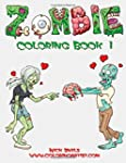 Zombie Coloring Book 1