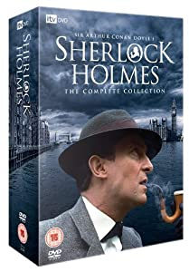 Sherlock Holmes: Complete Collection (The Adventures of Sherlock Holmes / the Case-Book of Sherlock Holmes / the Return of Sherlock Holmes / the Memoirs of Sherl...)[Region 2]