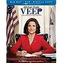 Veep: Season 1 (Blu-ray/DVD Combo + Digital Copy)