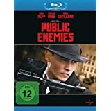 "Public Enemies [Blu-ray]von ""Johnny Depp"""