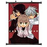 Zombie Loan Anime Fabric Wall Scroll Poster (16