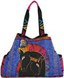 Laurel Burch Embracing Horses (Multi)