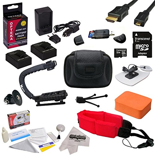 all-sport-surf-edition-accessory-kit-for-the-gopro-hero3-black-edition-hero3-silver-edition-hero3-si