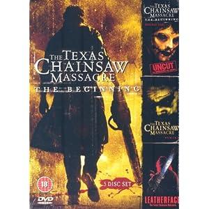Halloween Dvd Box Set.Uk Halloween Box Set The Texas Chainsaw Massacre Box Set Dvd