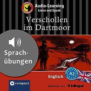 Verschollen im Dartmoor (Compact Lernkrimi Audio-Learning) Hörbuch