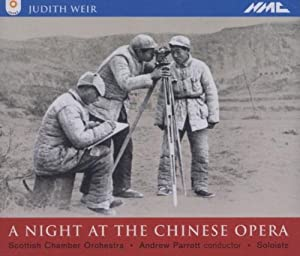 Judith Weir, Andrew Parrott, Scottish Chamber Orchestra - Judith Weir
