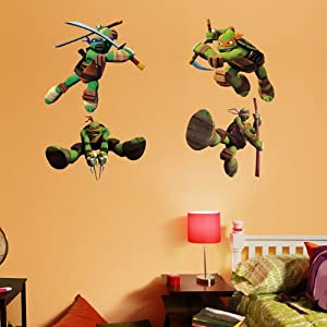 Teenage Mutant Ninja Turtles Collection Fathead
