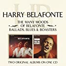 The Many Moods Of Belafonte/ Ballads, Blues & Boasters