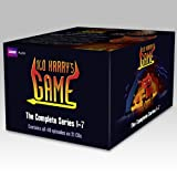 Andy Hamilton Old Harry's Game: The Complete Series 1-7 Boxset (BBC Audio)