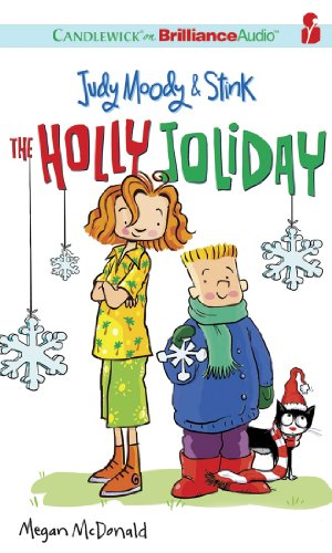 The Holly Joliday: Library Edition (Judy Moody & Stink)