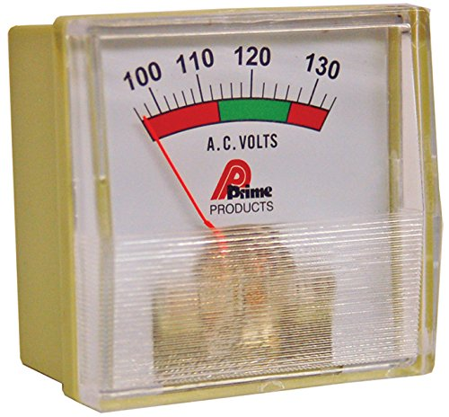 Prime Products 12-4055 AC Voltage Line Meter (Ac Voltage Meter compare prices)