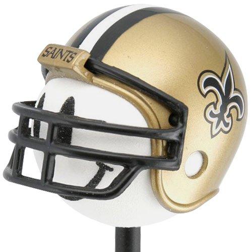 [해외]뉴 올리언스 성도 축구 헬멧 안테나 토퍼/New Orleans Saints Football Helmet Antenna Topper