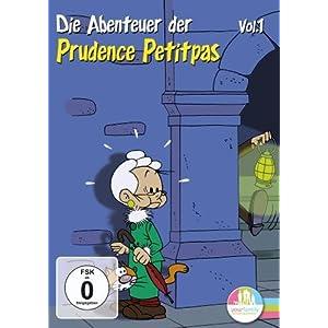 Die Abenteuer der Prudence Petitpas - Vol. 1