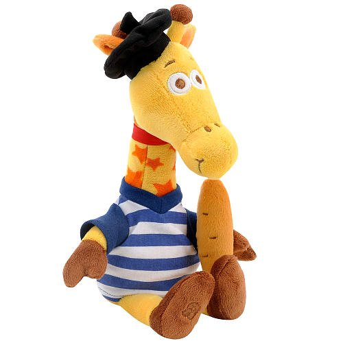 French Giraffe Toy front-592074
