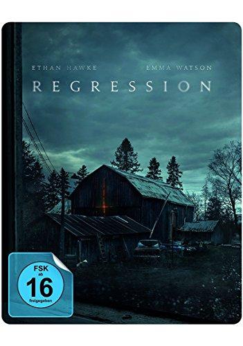 Regression - Steelbook [Blu-ray] [Limited Edition]