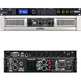 QSC GX5 Power Amplifier with dbx Driverack PA2 Digital Signal Processor