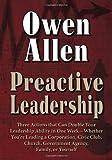 Preactive Leadership