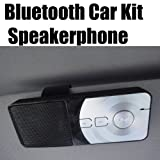 Bluetooth Handsfree In-car Visor Kit for All T-mobile Phones
