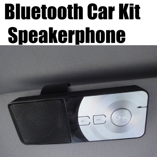 Bluetooth Handsfree In-Car Visor Kit For All Blackberry Phones